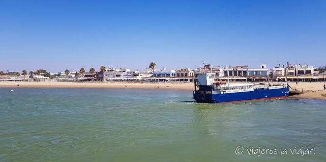 Recorrido fluvial por el Guadalquivir