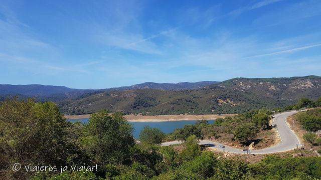 Camino a Castellar