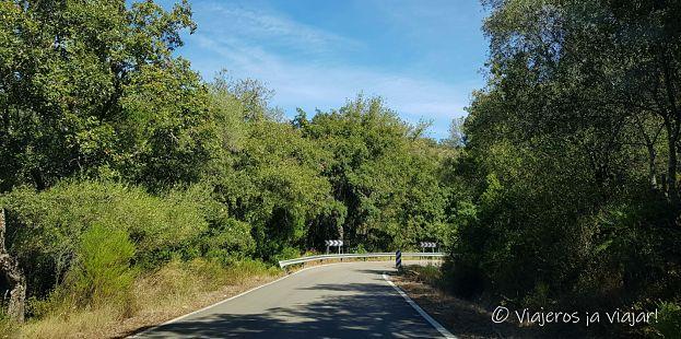carretera a Castellar