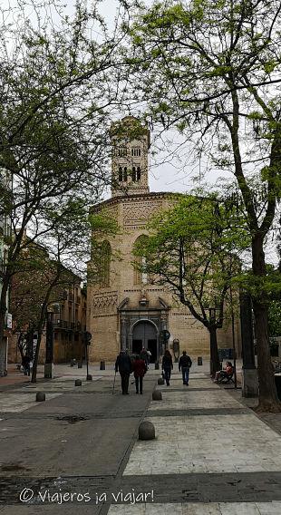 qué ver en Zaragoza. arte mudéjar