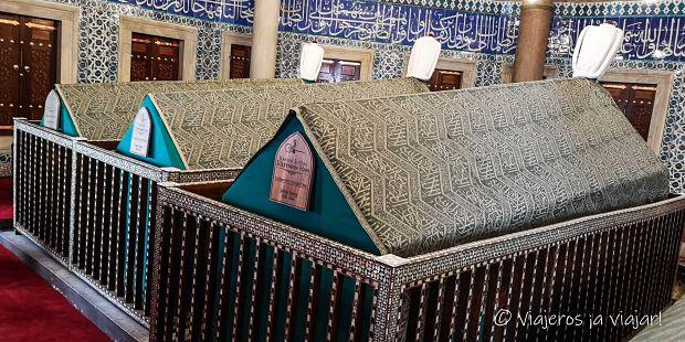Mezquita Suleiman Estambul