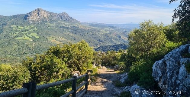 Vistas de la Serranía